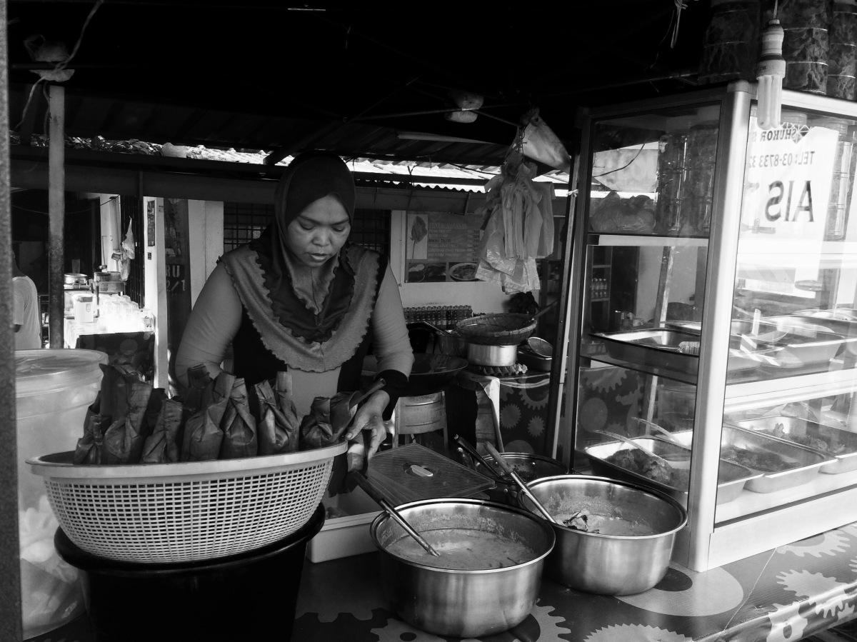 RM 'Selera Nusantara': Kangen Lontong Sayur di TanahSeberang