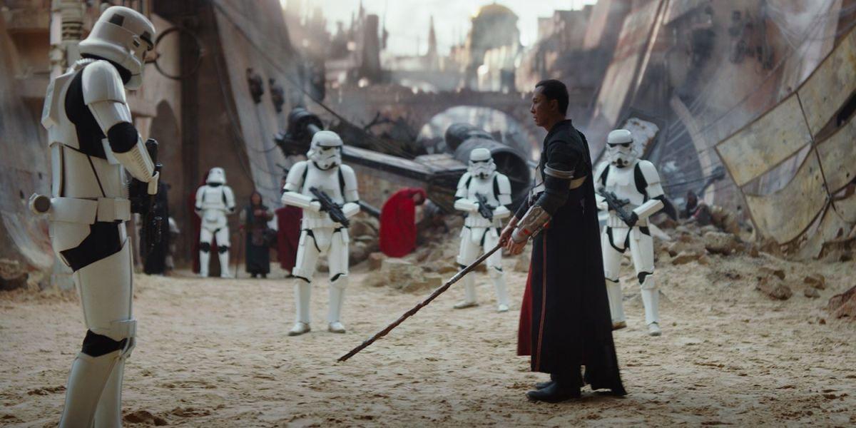 [Review Ala-Ala] Rogue One: A Star Wars Story a.k.a DONNIE YEEEEEEENASDFASDFASDF